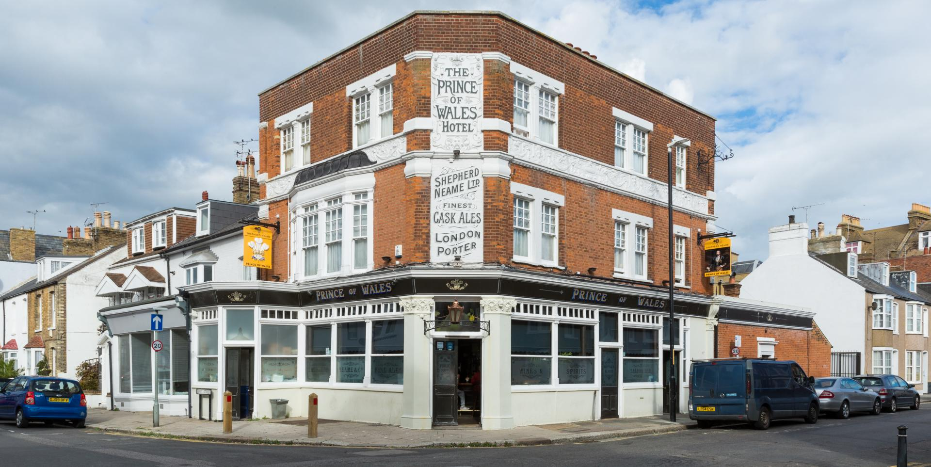 Prince of Wales, Herne Bay